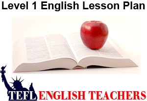 free-level-1-english-lesson-plan