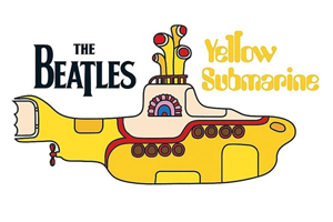 Yelow Submarine lyrics by the beatles